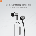 Xiaomi MI In-Ear Headphones pro - Black