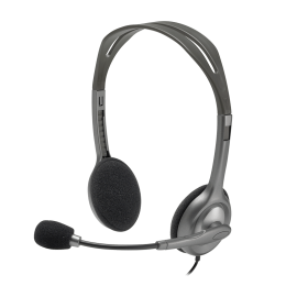 Logitech Stereo Headphone for PC and Laptops H110