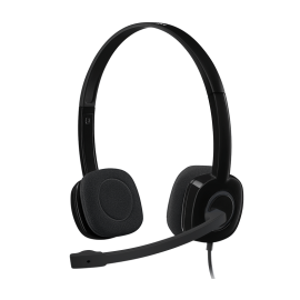 Logitech Stereo Headset H151 for Multiple Devices