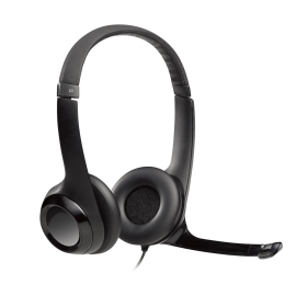 Logitech Headset H390 for USB Type Devices