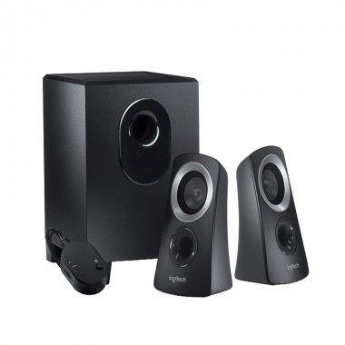 Logitech Speaker Z313 Rich...