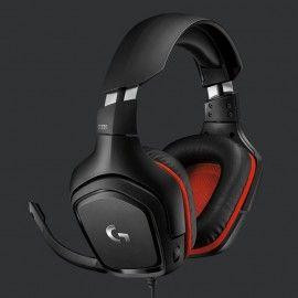 Logitech G331 Gaming Headphone Headset For PC & Laptops