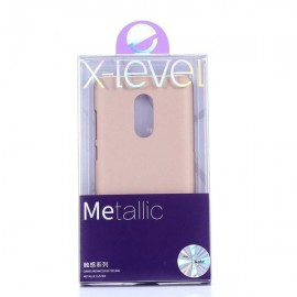 Metallic Back Cover for Asus Zenfone 3 Max ZC520TL