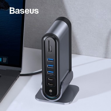 Baseus 17 in 1 USB C to...
