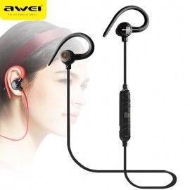 AWEI A620BL Hook Type In-Ear Bluetooth Wireless Headphones Earphone