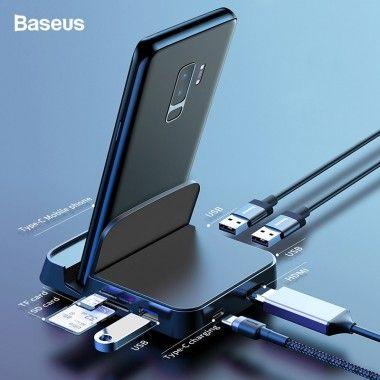 Baseus 7 in 1 Type-C HUB...
