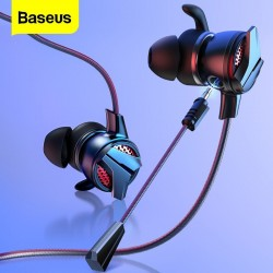 Baseus H15 Wired In-Ear...