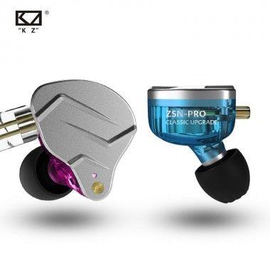 KZ ZSN Pro Hifi Bass Metal...