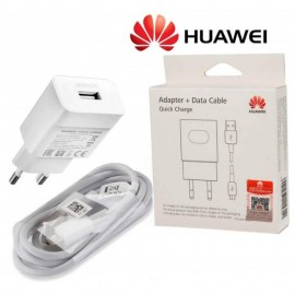 Huawei 9V 2A Power Charger With Date Cable