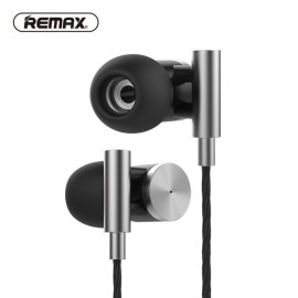 Remax RM-530 HIFI Metal Music In-ear Earphone with Mic