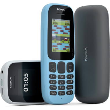 Nokia 105 Single SIM Basic...