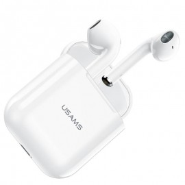 USAMS YA001 True Wireless Stereo Bass TWS Earbuds Headphones Earphone