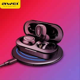 Awei T6C TWS Wireless Bluetooth Earbuds Headset