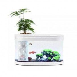 Xiaomi HFJH Geometry Aquarium Small Water Fish Tank