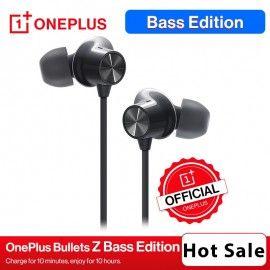OnePlus Bullets Wireless Z Bass Edition Neckband Headphone