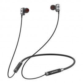 Lenovo HE08 Neckband Wireless Earphone Bluetooth Headphones