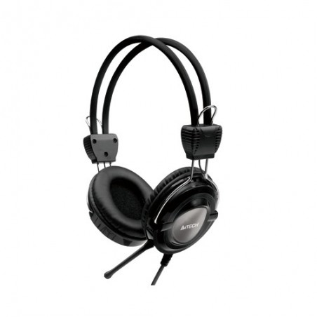 A4 Tech Headphone with single cord adapter HS-19-1