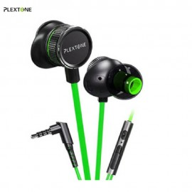 PLEXTONE G23 Dual Mode Voice Changer In-Ear Wired Gaming Earphone