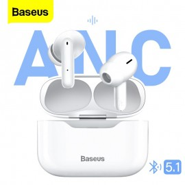 Baseus SIMU S1 ANC TWS Active Noise Cancelling Headset Earbuds
