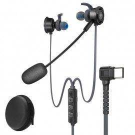 Plextone G30 Type-C Gaming In Ear Bass Noise Cancelling Earphone