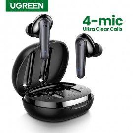UGREEN HiTune T1 TWS Wireless Earbuds with 4 Mics Earphones