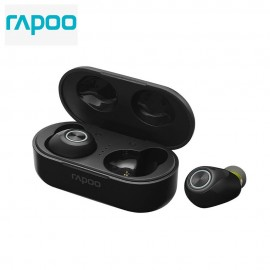 Rapoo i130 TWS Wireless Earphones Dual Earbuds with Charging Case
