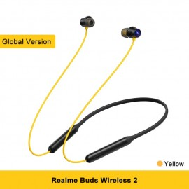 Realme Buds Wireless 2 Neo IPX5 Gaming Music Sports Earphones