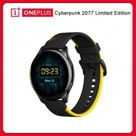 OnePlus Watch Cyberpunk 2077 Limited Edition AMOLED IP68 Waterproof SmartWatch