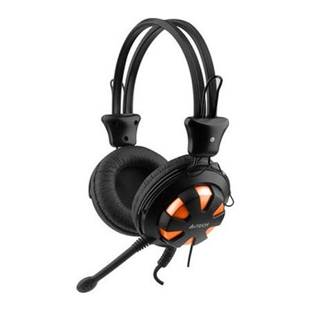 A4 Tech Headphone with single cord adapter HS-28