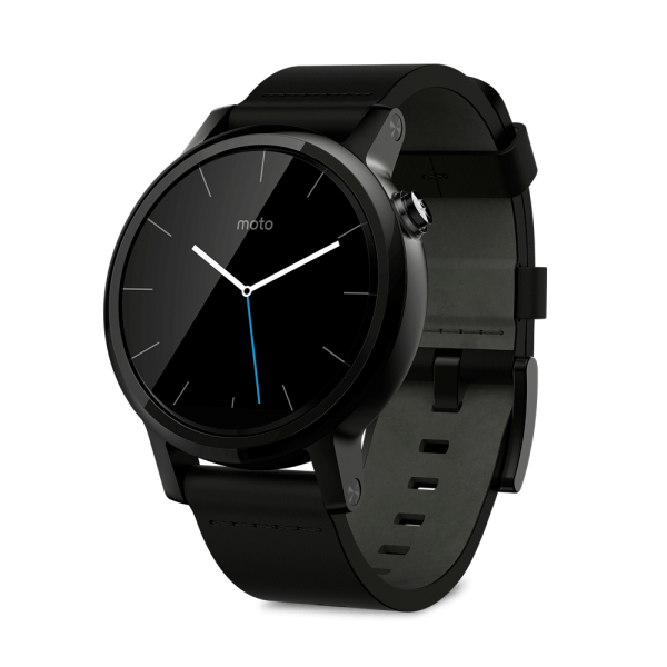 motorola moto 360 smart watch 2nd generation 46mm. Black Bedroom Furniture Sets. Home Design Ideas