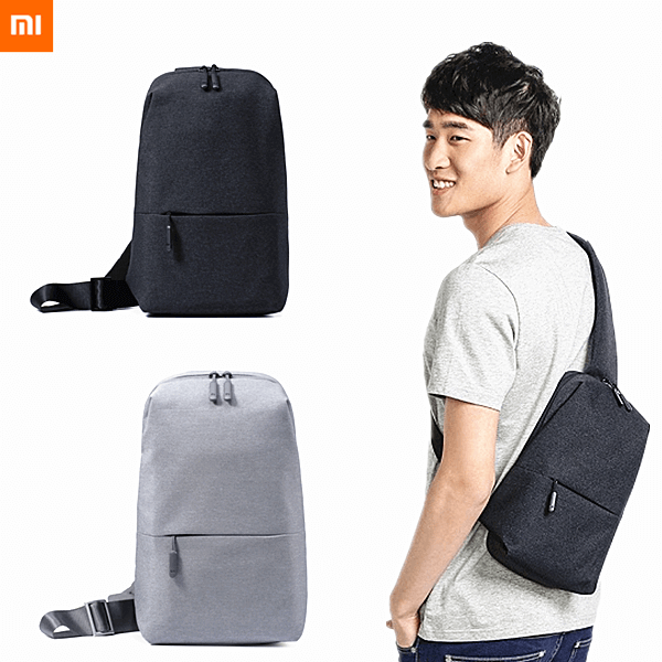 Xiaomi Mi Crossbody Shoulder Chest Style Backpack Bag