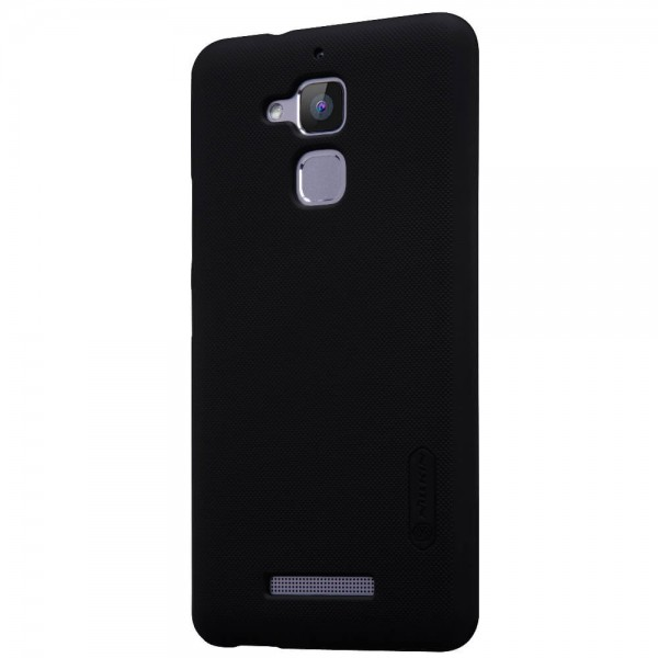 nillkin frosted shield back cover for asus zenfone 3 max. Black Bedroom Furniture Sets. Home Design Ideas