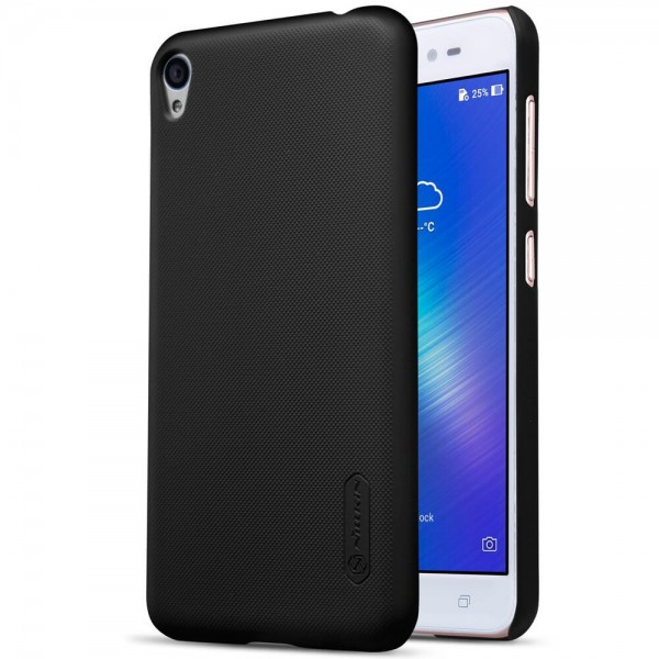 finest selection e20d6 c9ae9 Nillkin Frosted Shield Back Cover for Asus Zenfone Live (ZB501KL)