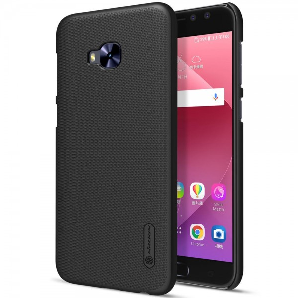 nillkin frosted shield back cover for asus zenfone 4. Black Bedroom Furniture Sets. Home Design Ideas