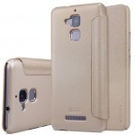Nillkin Sparkle Leather Case for Asus Zenfone 3 Max (ZC520TL)