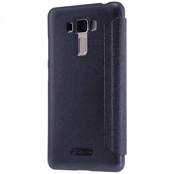 brand new 42e8f 9af60 Nillkin Sparkle Leather Case for Asus Zenfone 3 Laser (ZC551KL)
