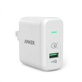 Anker Quick PowerPort USB 3.0 Wall Charger A2010
