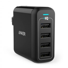 Anker Quick PowerPort 4 Port USB 3.0 Wall Charger A2142