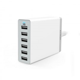 Anker Quick PowerPort 6 Port USB Wall Charger A2123