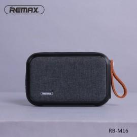 Remax RB-M16 Fabric Wireless Bluetooth Speaker