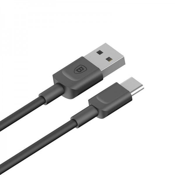 Baseus Zoole Series Type C Usb Charging Data Cable 3a 100cm