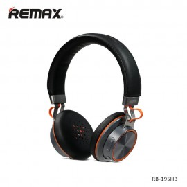 Remax RB-195HB Wireless Bluetooth Headphone With Mic