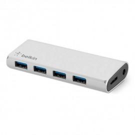 Belkin 4-Port Type-C USB 3.0 Hub for Macbook