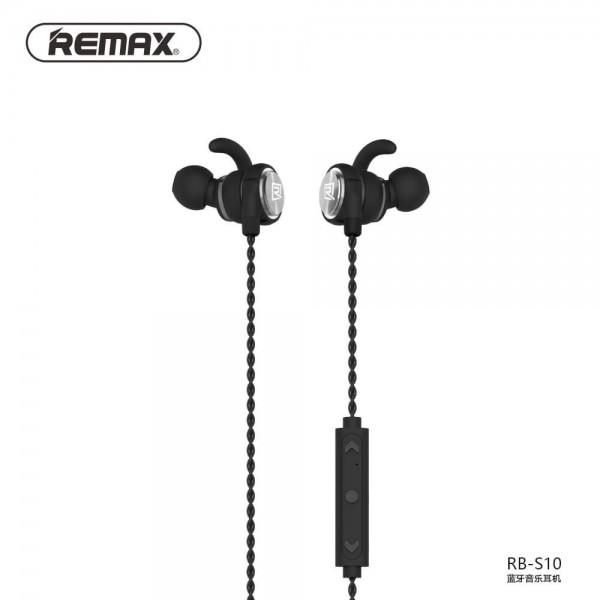 Remax Rb S10 Bluetooth Music In Ear Headphone Earphone