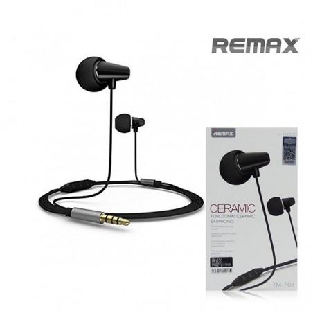 Remax Ceramic  Stereo Earphones RM-702