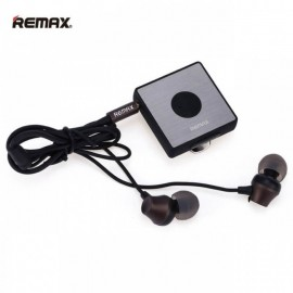 Remax RB-S3 Bluetooth Receiver with In-Ear Headphone