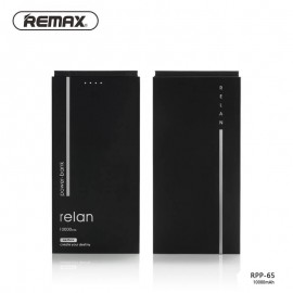 Remax 10000mAh RPP-65 Relan Powerbank with Micro USB and iPhone Cable