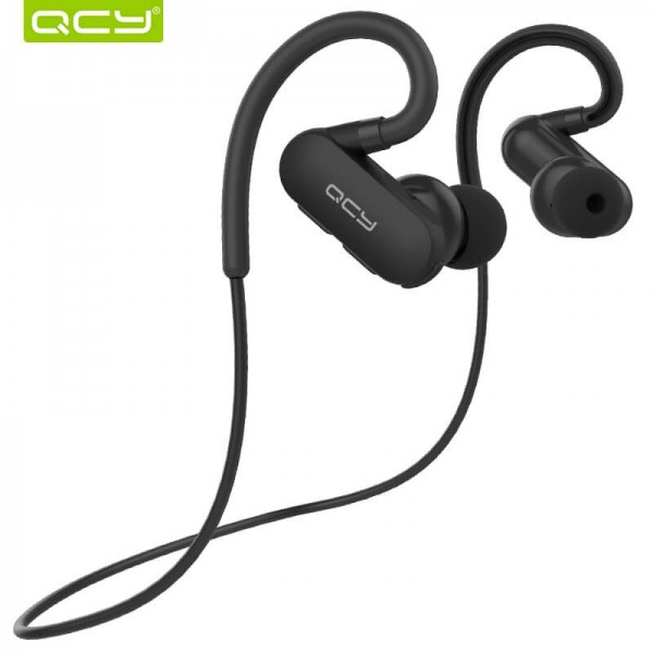 qcy qy31 wireless bluetooth sports waterproof in ear. Black Bedroom Furniture Sets. Home Design Ideas