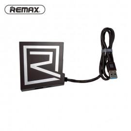 Remax RU-U7 3-Ports SD/TF Card Reader High Speed Micro USB3.0 Hub