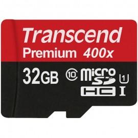 Transcend Micro SD Memory Card 32GB